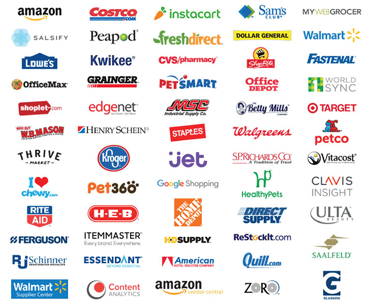 eCommerce Channels Supported